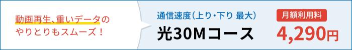 光30Mコース